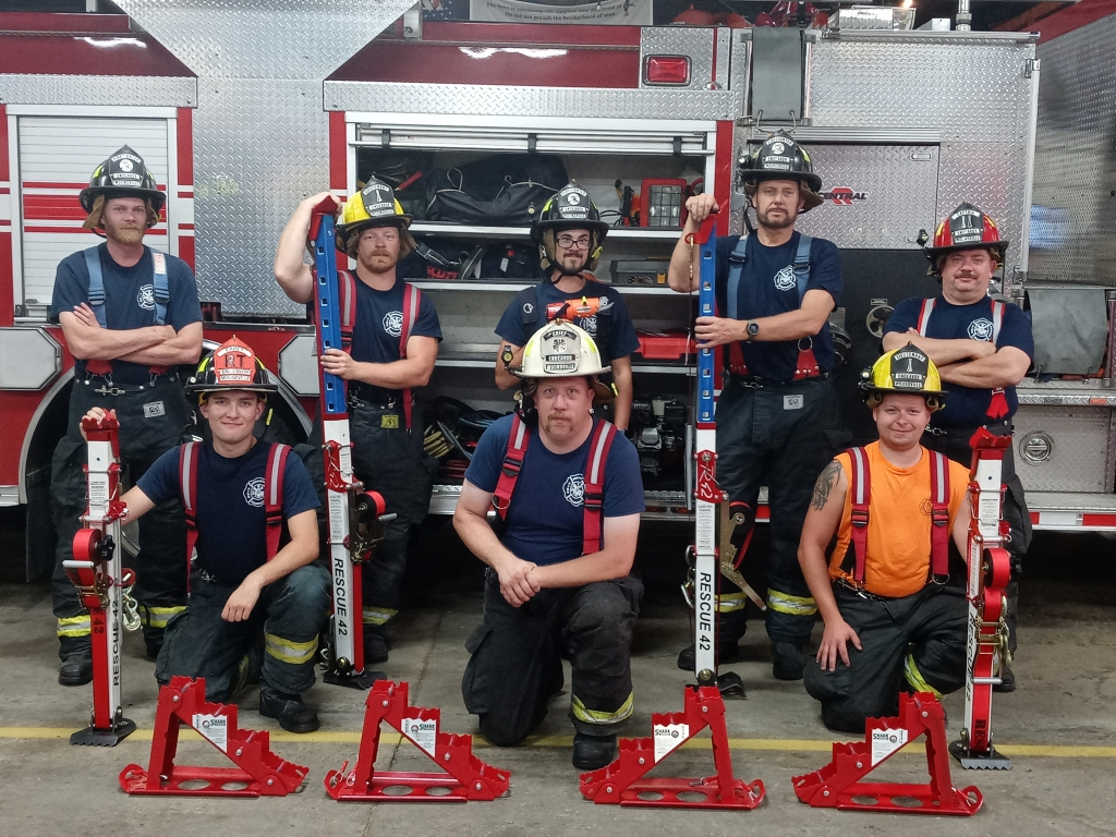 In June 2021, the Endeavor/Moundville Fire Department was notified that they have been awarded a grant from the Gary Sinise Foundation to purchase...